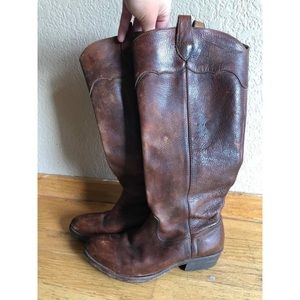Frye Boots Size 8 Like New